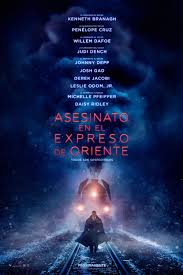 murder on the orient express 2017 posters films official