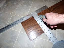 it s easy and fast to install plank vinyl flooring