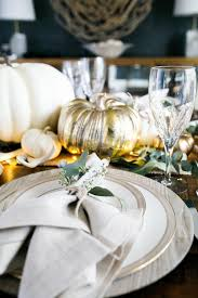 Diy Thanksgiving Table Runner The Chic Site by Chic Thanksgiving Table U2014 Living With Landyn