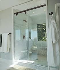 60 Shower Doors Crl 60 Rubbed Bronze Hydroslide 180 Degree Standard Sliding