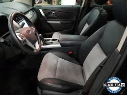 used one owner 2014 ford edge sel chicago il new city alfa