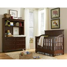 Wendy Bellissimo Convertible Crib by Legacy Classic Furniture 2960 8900 Dawsons Ridge Nursery
