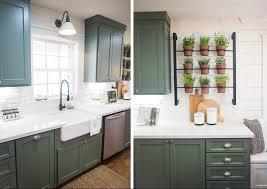 joanna gaines favorite kitchen cabinet paint color glidden paint