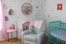 girls dollhouse bed our styled suburban life twin nursery reveal