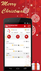 christmas gift list android apps on google play