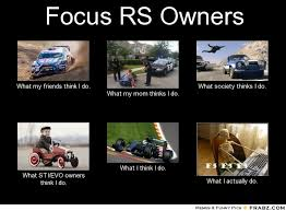 Ford Focus Meme - the focus rs photos videos thread page 240