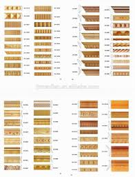 cabinet decorative wood moulding unfinished wood appliques