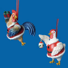 9 best chicken ornaments images on tree