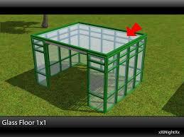 xinightxx s glass floor transparent