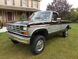 1985 ford f150 extended cab 1986 ford f250 ebay