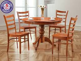 buy 4 seater wooden dt lydon dining table online in mumbai pune