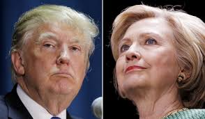 where do trump and clinton stand on race and policing pbs newshour
