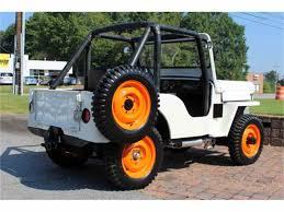 custom willys jeep 1962 willys jeep cj 3 b for sale classiccars com cc 999682