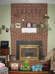 How I Decorate My Home by Decorating Dilemma How Should I Decorate A Brick Mantle
