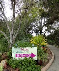 San Diego Botanical Garden Foundation Danger Garden San Diego Botanic Garden Part 1