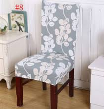 Dining Room Chair Cover Pattern Buy Dining Room Chair Cover Patterns And Get Free Shipping On