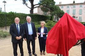 chambre des metiers carcassonne signature de la convention entre la ville de carcassonne et de la