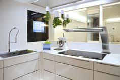 but fr cuisine hotte îlot dhd1518x inox de dietrich idées cuisine