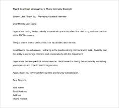 17 thank you letter templates u2013 free sample example format