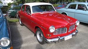 classic volvo sedan restored volvo amazon 131 as good as new volvo classic car fair