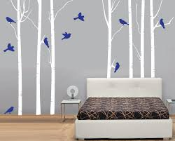 Wall Stickers Trees Popular Birch Tree Vinyl Wall Decal Buy Cheap Birch Tree Vinyl