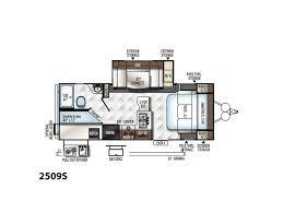 Rockwood Roo Floor Plans 2018 Forest River Rockwood Mini Lite 2509s Murray Ut Rvtrader Com