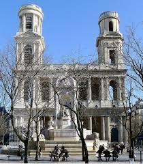 Paris Pictures Church Of Saint Sulpice Paris Wikipedia