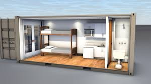Shipping Container Homes Interior Housing The Homeless In Shipping Containers Mods International