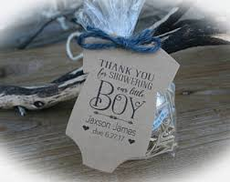 boy baby shower favors baby shower favor etsy