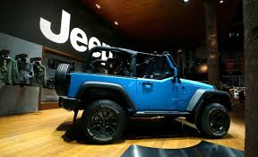 jeep wrangler turquoise for sale mopar one is a street legal off road pack for the jeep wrangler