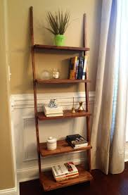 shelf bracket with rod holder wood ladder farmhouse liner ideas
