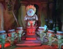 classic christmas cartoons images heat miser wallpaper and