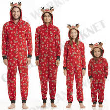 family matching pajamas set baby sleepwear