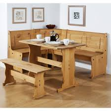 Dining Room Dining Table Set With Bench And Chair The Application - Benches for kitchen table