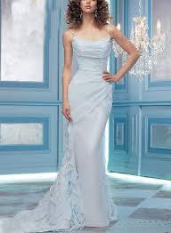wedding dresses second wedding baby blue wedding dress sensationnel mydreamwedding dresses
