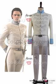 prince charming disney cinderella prince charming kit evening party cosplay