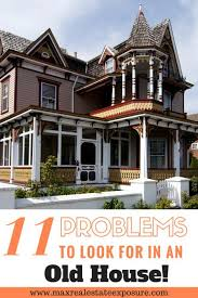 Buying Older Homes | problems to look for when buying an old house