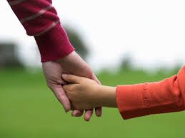 Does Your Child Still Want to Hold Your Hand ?