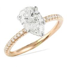 custom cluster v shaped ring bario neal 10 engagement ring trends you ll see everywhere in 2018 wesupplies