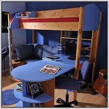 Futon Bunk Bed Ikea Bunk Bed With Desk Ikea Beds D Inside Decor