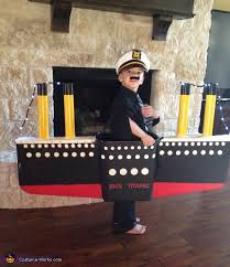 Titanic Halloween Costumes Diy Captain Titanic Costume Photo 3 3