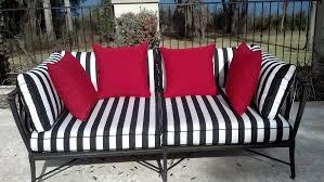 Red Patio Furniture Sets - furniture interesting sunbrella outdoor furniture for patio
