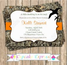 camo baby shower invitations camo baby shower invitations templates best sle colors classic