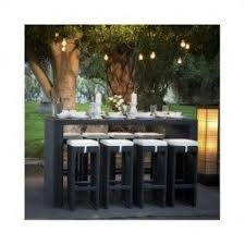 Patio Table Seats 8 Bar Height Patio Furniture Sets Foter
