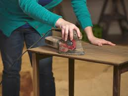 How To Remove Stains From Wood Table How To Strip Sand And Stain Wood Furniture How Tos Diy