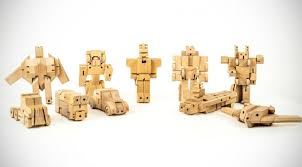 more than meets the wood transformers made out of wood mikeshouts