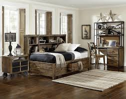 white wood bedroom furniture fabric covered bed frames gray