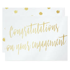 congratulations on engagement card congratulations on your engagement cards invitations greeting