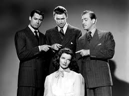 classic hollywood 1940s men s fashions classic hollywood films
