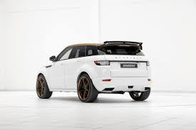 modified range rover evoque range rover evoque tuning startech startech refinement